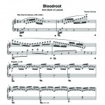 Digital Sheet Music   Individual Songs in PDF
