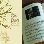 Book of Leaves - Sheet Music Book Mail order here - comes with Digital Audio Download